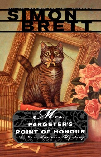 9780743241861: Mrs. Pargeter's Point of Honour: A Mrs. Pargeter's Mystery