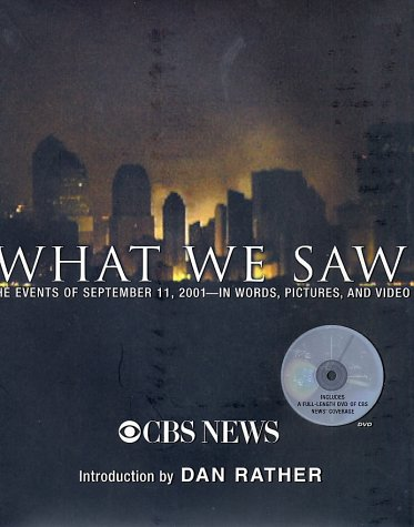 9780743241908: What We Saw: The Events of September 11, 2001, in Words, Pictures, and Video (Book and DVD)