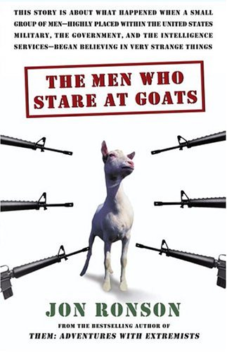 9780743241922: The Men Who Stare at Goats