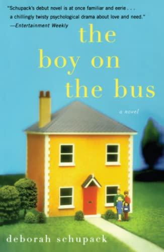 9780743242219: The Boy on the Bus: A Novel