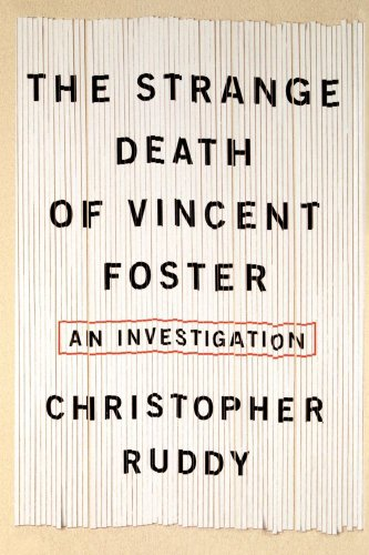 9780743242530: The Strange Death of Vincent Foster: An Investigation