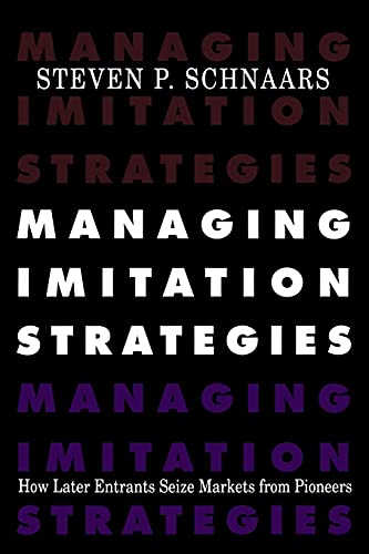 9780743242653: Managing Imitation Strategies