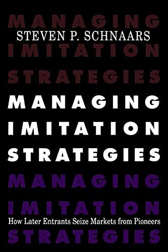 9780743242653: Managing Imitation Strategies