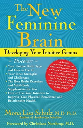 9780743243070: The New Feminine Brain: Developing Your Intuitive Genius