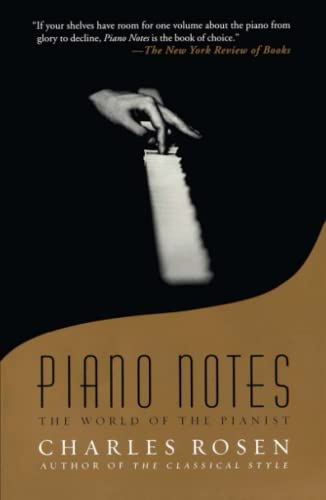 9780743243124: Piano Notes: The World of the Pianist