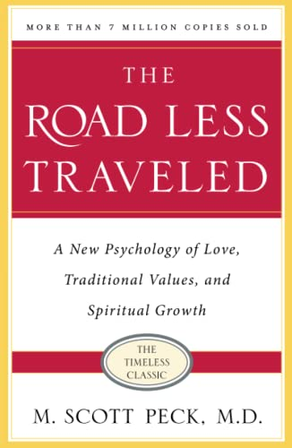 9780743243155: The Road Less Traveled, 25th Anniversary Edition: A New Psychology of Love, Traditional Values and Spiritual Growth