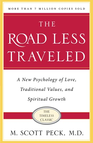 9780743243155: The Road Less Traveled, Timeless Edition: A New Psychology of Love, Traditional Values and Spiritual Growth