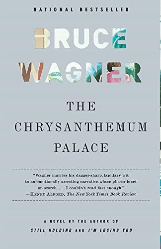 9780743243407: The Chrysanthemum Palace