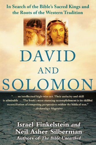 9780743243636: David and Solomon: In Search of the Bible's Sacred Kings and the Roots of the Western Tradition