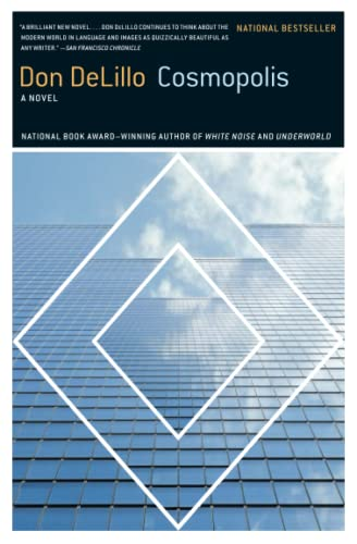 9780743244251: Cosmopolis: A Novel