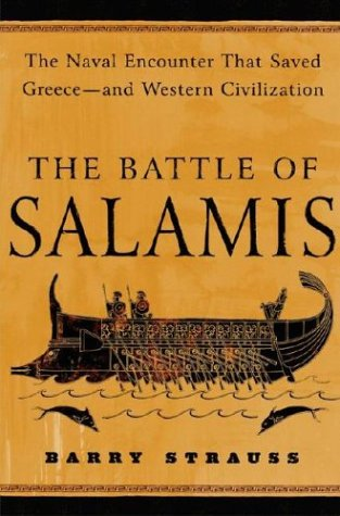 9780743244503: The Battle of Salamis: The Naval Encounter That Saved Greece -- and Western Civilization