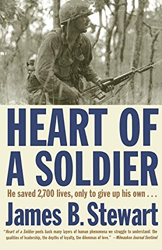 9780743244596: Heart of a Soldier