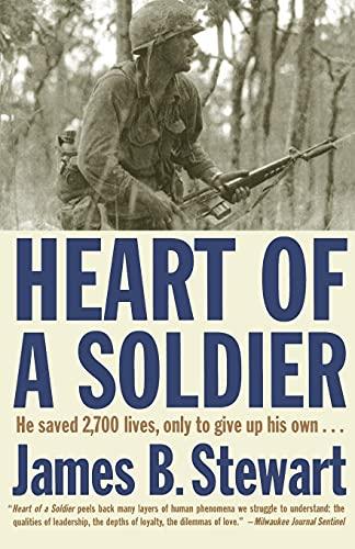 Heart of a Soldier: Stewart, James B.