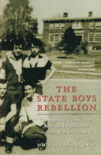 9780743245135: The State Boys Rebellion