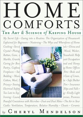 9780743246040: Home Comforts: The Art and Science of Keeping House