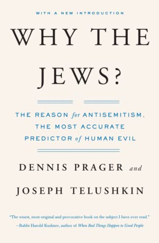 9780743246200: Why the Jews?: The Reason for Antisemitism