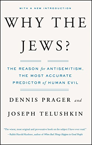 9780743246200: Why the Jews?: The Reason for Anti-semitism