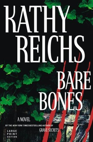 9780743246750: Bare Bones (Reichs, Kathy (Large Print))