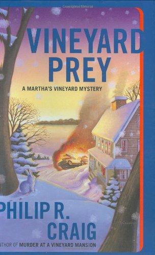 9780743246774: Vineyard Prey: A Martha's Vineyard Mystery (Martha's Vineyard Mysteries)