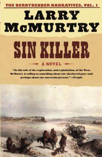 9780743246842: Sin Killer: A Novel (Berrybender Narratives)
