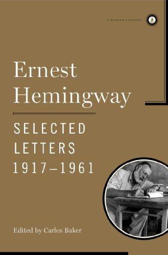 9780743246897: Ernest Hemingway Selected Letters 1917-1961 (Scribner Classics)