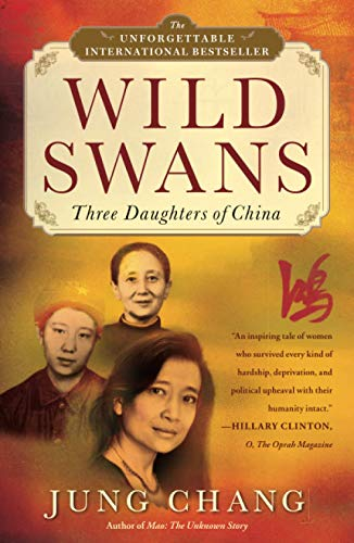 9780743246989: Wild Swans: Three Daughters of China