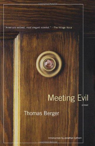 9780743247030: Meeting Evil: A Novel