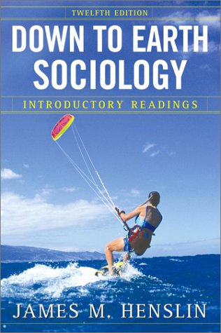9780743247160: Down to Earth Sociology: Introductory Readings