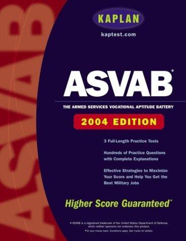 9780743247580: Kaplan Asvab 2004