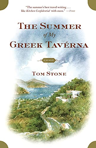9780743247719: The Summer of My Greek Taverna: A Memoir