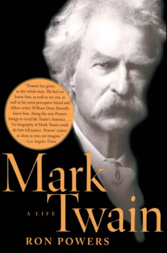 Mark Twain: A Life (9780743249010) by Ron Powers