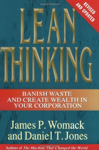 9780743249270: Lean Thinking: Banish Waste and Create Wealth in Your Corporation, Revised and Updated