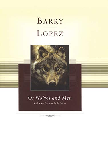 9780743249362: Of Wolves and Men (Scribner Classics)