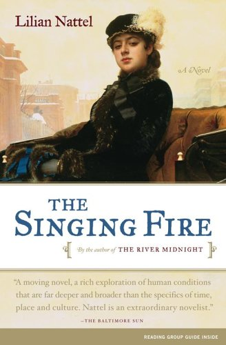 9780743249676: The Singing Fire: A Novel