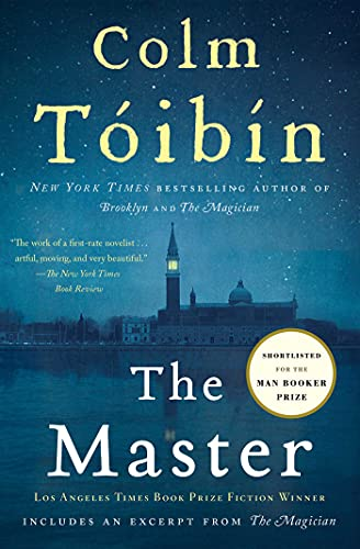 The Master: A Novel: Toibin, Colm
