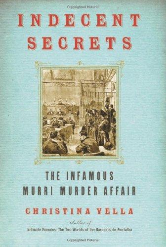 9780743250467: Indecent Secrets: The Infamous Murri Murder Affair