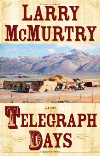 9780743250788: Telegraph Days: A Novel