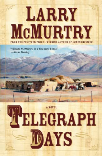 9780743250931: Telegraph Days