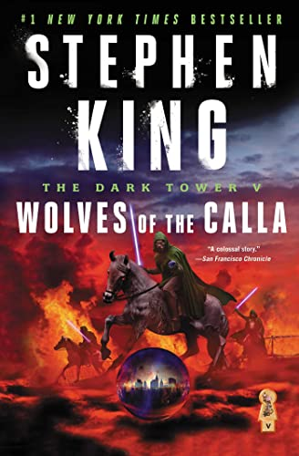 9780743251624: The Dark Tower V: Wolves of the Calla