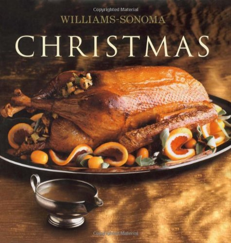 9780743253352: Williams-Sonoma Christmas (Williams-sonoma Collection)