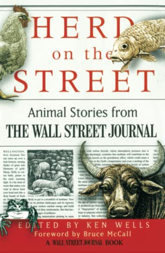 9780743254205: Herd on the Street: Animal Stories from The Wall Street Journal (Wall Street Journal Book)