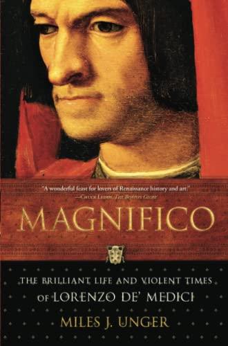 9780743254359: Magnifico: The Brilliant Life and Violent Times of Lorenzo de' Medici