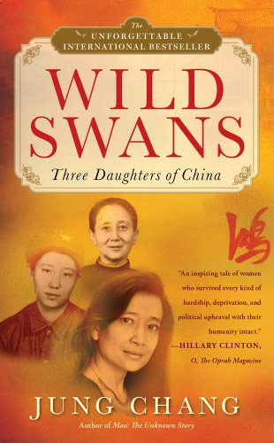 9780743254397: Wild Swans: Three Daughters of China