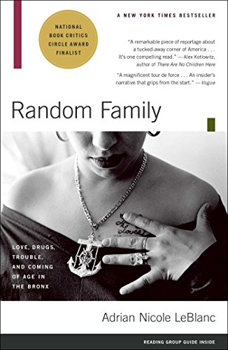 9780743254434: Random Family: Love, Drugs, Trouble, and Coming of Age in the Bronx