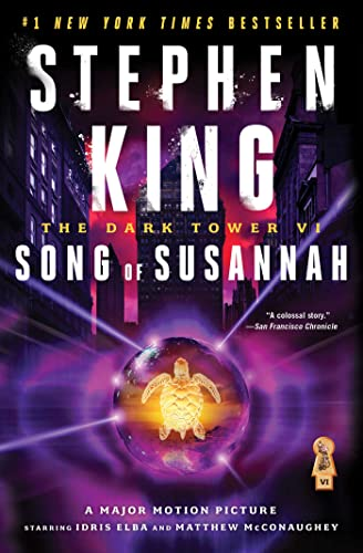 9780743254557: SONG OF SUSANNAH (The Dark Tower)