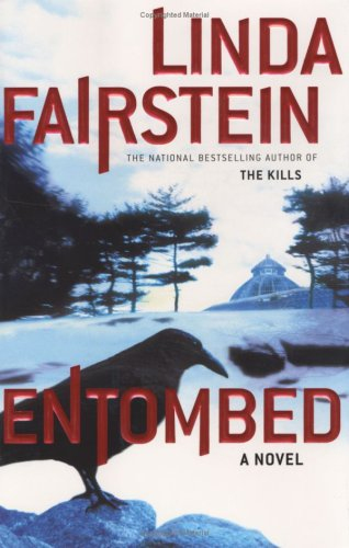 ENTOMBED (SIGNED): Fairstein, Linda