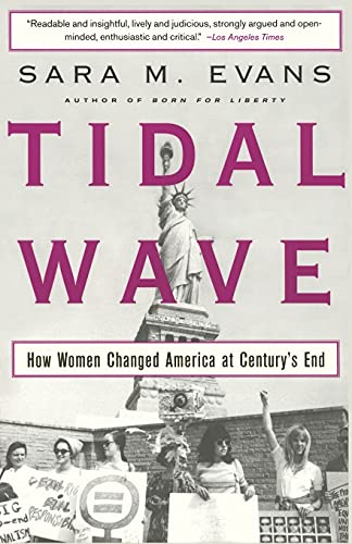 9780743255028: Tidal Wave: How Women Changed America at Century's End