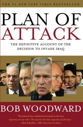 9780743255486: Plan of Attack:  The Definitive Account of the Decision to Invade Iraq