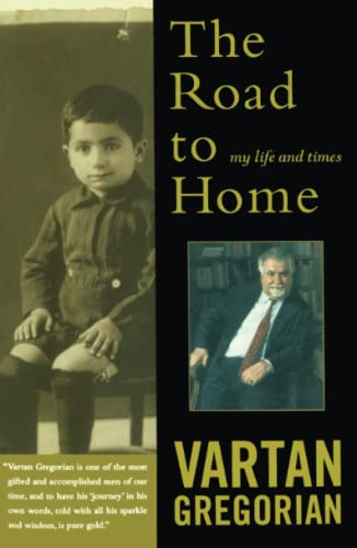 9780743255653: The Road to Home: My Life and Times