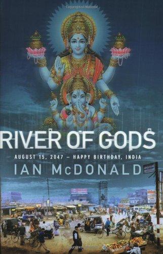 9780743256704: River of Gods